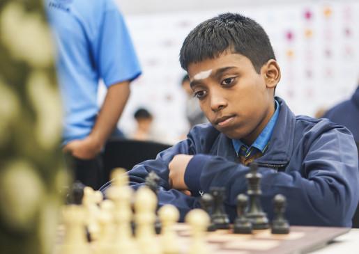 शतरंज : प्राग्ना की जीत, डब्ल्यूवाईसीसी यू-18 ओपन खिताब के करीब