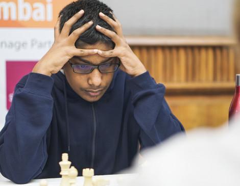 शतरंज : प्रणव और रक्षिता ने डब्ल्यूवाईसीसी में भारतीय चुनौती बरकरार रखी