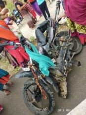 छिंदवाड़ा: सड़क हादसों में महिला सहित तीन की दर्दनाक मौत