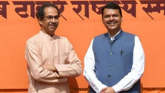 महाराष्ट्र में उपमुख्यमंत्री के बारे में मुख्यमंत्री ही लेंगे फैसला