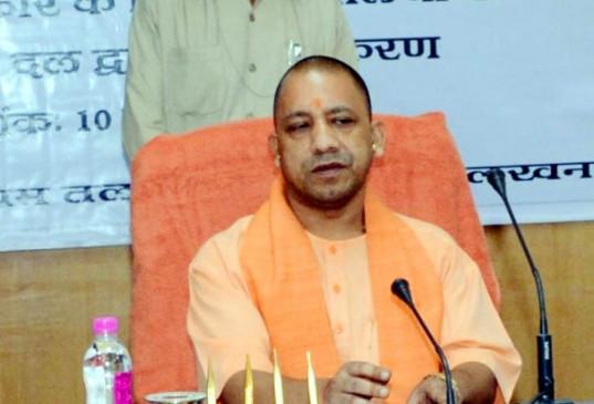 मुख्यमंत्री योगी की किसानों से अपील, खेतों में न जलाएं पराली