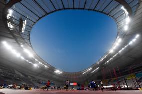 चीन दोहा विश्व एथलेटिक्स चैंपियनशिप की पदक तालिका में चौथे स्थान पर