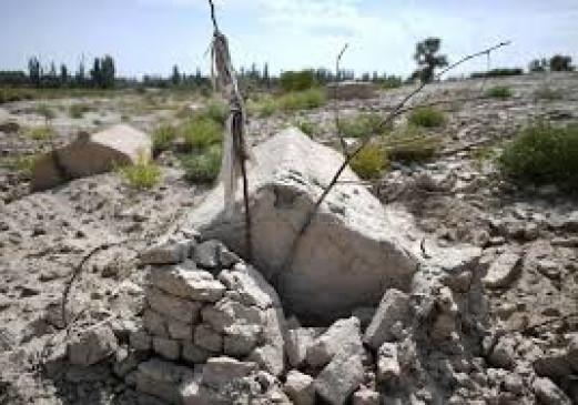 चीन ने मानवता को किया शर्मसार, उइगर मुसलमानों की कब्रों को किया नष्ट