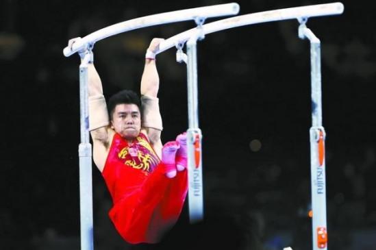 चीनी पुरुष जिम्नास्टिक्स टीम ने विश्व चैंपियनशिप का रजत पदक जीता