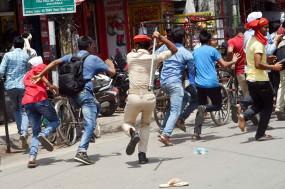 बिहार में पुलिस और रेत माफिया के बीच झड़प, ग्रामीण की मौत