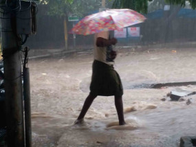 बिहार में बादल, कुछ क्षेत्रों में बारिश के आसार