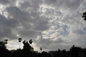बिहार में बादल छाए, बारिश के आसार