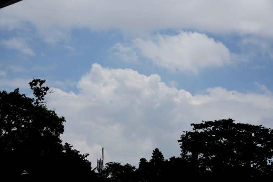 मप्र में बादल छाए, बारिश के आसार