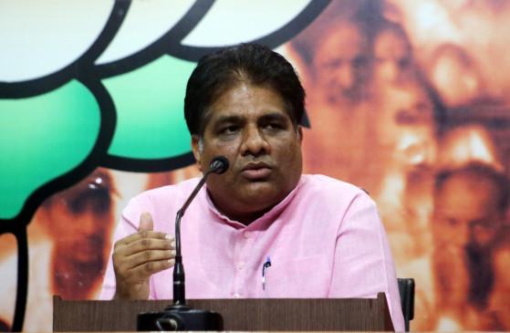 रविदास मंदिर पर ओछी राजनीति कर रही कांग्रेस और आप : भाजपा