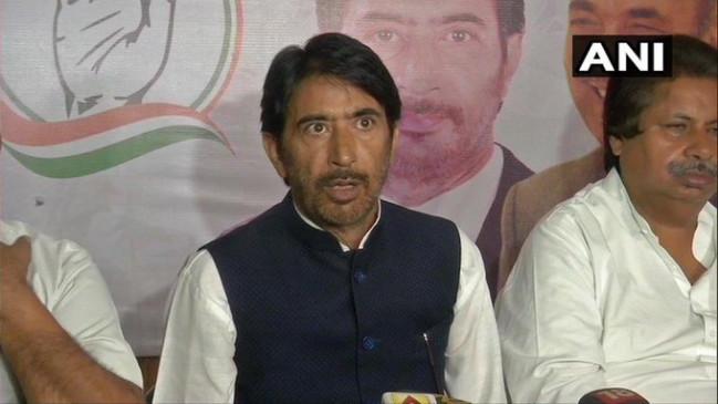 कांग्रेस ने बीडीसी चुनाव का किया बहिष्कार, मीर ने सरकार पर लगाया ये आरोप