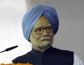 मनमोहन के बयान पर घिरी कांग्रेस, भाजपा ने 370 पर झूठ बोलने का लगाया आरोप