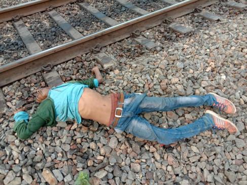 मझगवां-सतना के बीच रेलवे ट्रैक पर मिले युवक और महिला के शव