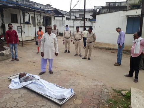विचाराधीन कैदी की मौत - बलात्कार के मामले में 9 माह से था बंद
