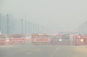 दिवाली पटाखों से जहरीली हुई दिल्ली की हवा,सांस लेने में परेशानी