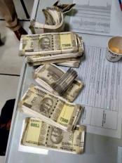 दिल्ली:मेट्रो स्टेशन पर मिला लावारिस बैग, 500 रुपये के लाखों जाली नोट बरामद