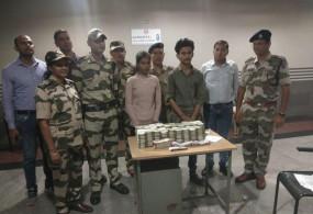 दिल्ली : मेट्रो स्टेशन पर युवक-युवती से 1 करोड़ रुपये बरामद, छानबीन जारी