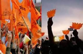 शिवसेना को सता रहा बगावत का डर - सूची नहीं की जारी, महिला विधायकों पर भाजपा को भरोसा