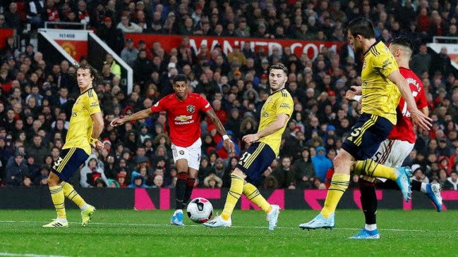 English premier league 2019: आर्सेनल और मैनचेस्टर युनाइटेड का मुकाबला ड्रॉ