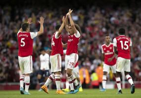 यूरोपा लीग : आर्सेनल ने स्टेंडर्ड लिएज को 4-0 से हराया