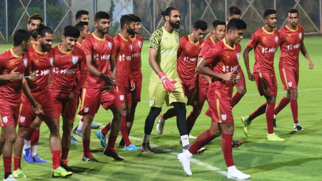 FIFA World Cup Qualifiers : आज बांग्लादेश के खिलाफ टूर्नामेंट की पहली जीत दर्ज करना चाहेगा भारत