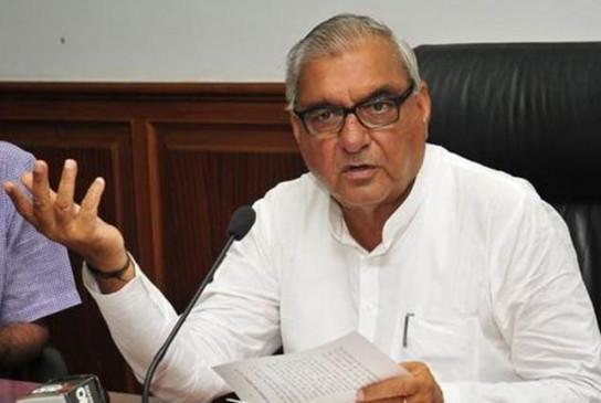 पूर्व CM हुड्डा बोले- हरियाणा चुनाव सिर्फ कांग्रेस और BJP के बीच