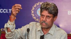भारतीय क्रिकेट टीम के पूर्व कप्तान कपिल देव ने CAC चीफ पद से दिया इस्तीफा