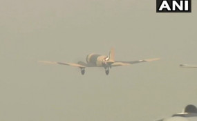 हिंडन एयरबेस पर भारतीय वायु सेना की फुल ड्रेस रिहर्सल