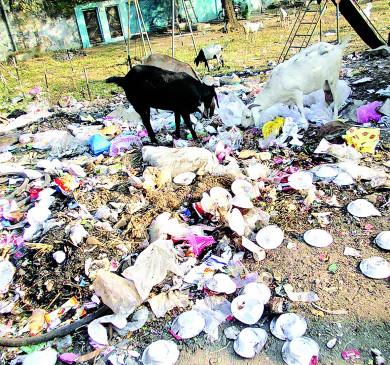 एनडीएस ने बॉयो मेडिकल कचरा फेंकने वाले 23 हॉस्पिटलों पर की कार्रवाई
