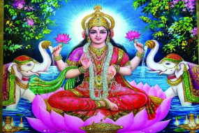 मां लक्ष्मी की बरसेगी कृपा, इन प्रतीकों का अर्थ समझें और करें पालन