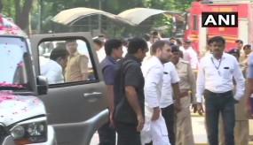 मानहानि मामला: सूरत कोर्ट में पेश हुए राहुल गांधी, 10 दिसंबर को अगली सुनवाई