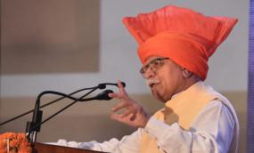 हरियाणा चुनाव : दिल्ली पहुंचे मनोहर लाल खट्टर, सरकार बनाने की कवायद तेज