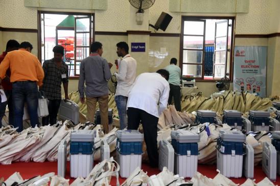 हरियाणा : ईवीएम पर टिप्पणी को लेकर भाजपा उम्मीदवार को नोटिस