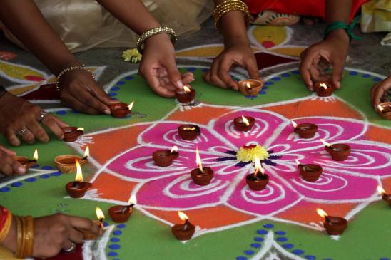 कराची में हिंदुओं और मुसलमानों ने मिलकर मनाई दिवाली