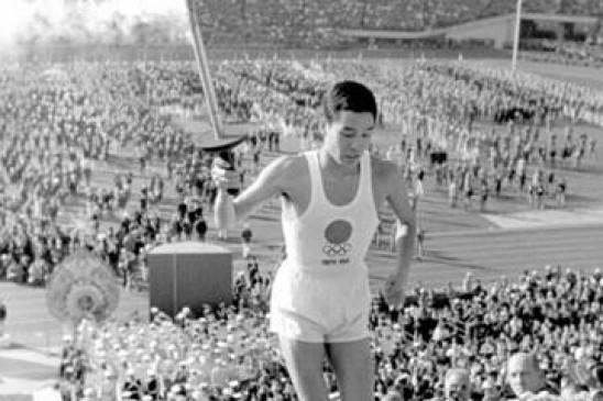हिरोशिमा बॉय साकाई ने 1964 ओलंपिक में दुनिया को दिया था शांति का संदेश