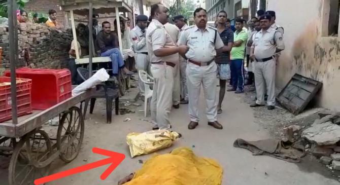 शव ठिकाने लगाने पहले ही पुलिस के हत्थे चढ़ा पत्नी की हत्या का आरोपी पति