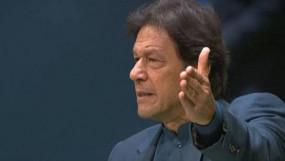 इमरान खान ने घुसपैठिये आतंकियों को बताया कश्मीरियों का मददगार