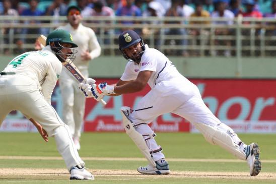 IND VS SA 1st Test : दूसरे दिन साउथ अफ्रीका का स्कोर 39/3, भारत ने 502 रनों पर घोषित की पहली पारी