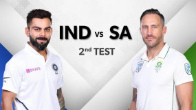 IND VS SA 2nd test: पहले दिन भारत का स्कोर 273/3, साउथ अफ्रीका के खिलाफ मयंक का दूसरा शतक