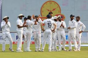 IND VS SA 2nd: दूसरे दिन साउथ अफ्रीका का स्कोर 36/3, भारत 565 रन से आगे