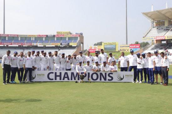 विराट 'बिग्रेड' का धमाका, अफ्रीका को टेस्ट सीरीज में 3-0 से हराया
