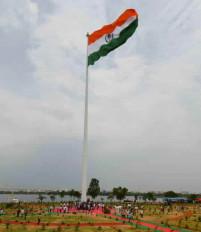 करतारपुर में आज भारत लहराएगा पर 300 फीट ऊंचा तिरंगा