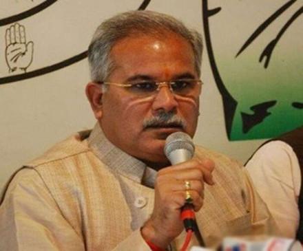 कांग्रेस में इंदिरा, राजीव को भी मिली चुनौती, राहुल को नहीं: भूपेश बघेल
