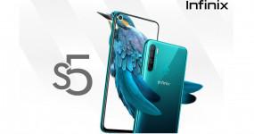Infinix S5 भारत में हुआ लॉन्च, जानें कीमत और फीचर्स