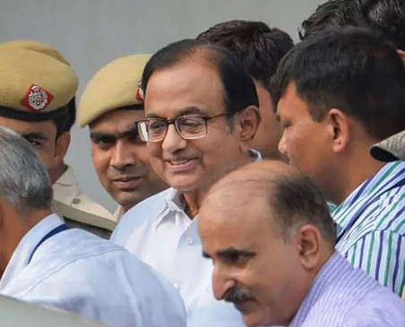 INX Case: चिदंबरम को SC ने दी जमानत, लेकिन अब भी रहेंगे जेल में बंद
