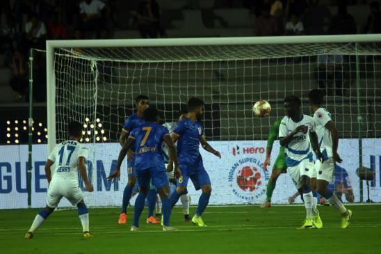 आईएसएल-6 : ओडिशा ने मुंबई को 4-2 से दी मात