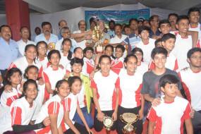 फुटबॉल अंडर 19 मेंं जबलपुर व भोपाल बने स्टेट चैंपियन, बैडमिंंटन में इंदौर