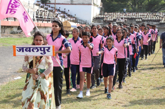 राज्य स्तरीय बैडमिंटन स्पर्धा में जबलपुर ने लहराया परचम