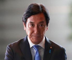 डोनेशन कांड में फंसे जापान के व्यापार मंत्री, दिया इस्तीफा