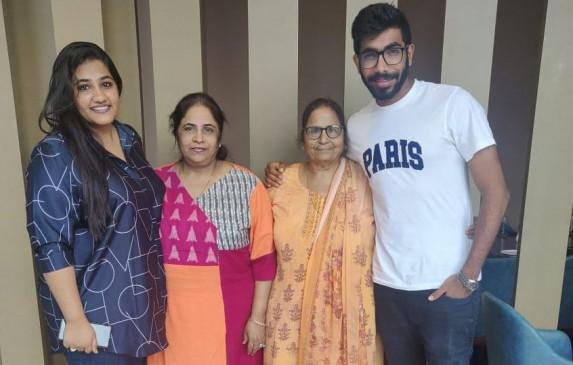 जसप्रीत बुमराह और उनकी मां ने बताया अपने मुश्किल दिनों के बारे में, देखें वीडियो