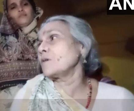 कमलेश तिवारी की मां बोली- हत्यारों को 'फांसी' दो